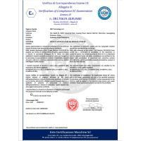 J&R Technology Limited Certifications