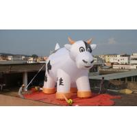 Quality Inflatable advertising cow  / inflatable advertising ox / inflatable promotion for sale