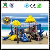 Wholesale Playground Outdoor Children Outdoor Playgroud for Garden  QX-004B from china suppliers