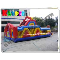 Wholesale Inflatable fun park,obstacle zone,inflatable sport game, KOB053 from china suppliers