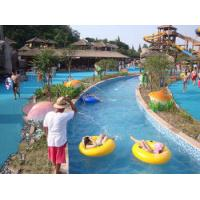 Wholesale Malaysia Water Park Project Water Park Lazy River For Kids / Adults Amusement from china suppliers