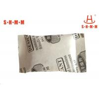 Wholesale Natural Clay Calcium Chloride Desiccant , Small Desiccant Packs Non - Corrosiveness from china suppliers