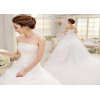 Wholesale Bud silk  Ladies  Wedding  Dresses  Fishtail wedding dress Hot style from china suppliers