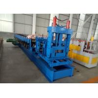 Buy cheap NC Control Steel CZ Purlin Roll Forming Machine Ceiling Making Machine from wholesalers