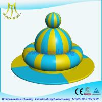 Wholesale Hansel high quality children soft indoor playground equipment for sale from china suppliers