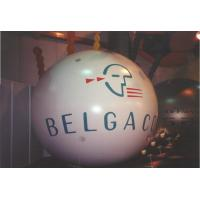 China Printed Advertising helium inflatable balloon for promotion on sale