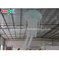Wholesale 2m Inflatable Lighting Decoration Inflatable Hanging Jellyfish with 16 Colors from china suppliers