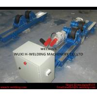 Bolt Adjustable Fit Up Pipe Welding Rotator For Shell 2T