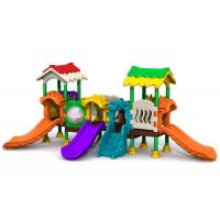 Wholesale 1-2 Age Kids Plastic Playground Equipment Smooth Surface Environmental Protection from china suppliers