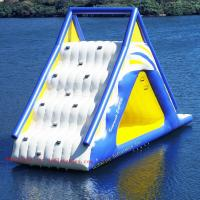 Wholesale Popular Durable Inflatable backyard water slide / huge inflatable water slides for sea from china suppliers