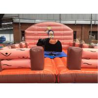 Wholesale Attractive Giant Inflatable Outdoor Games Inflatable Mechanical Bull from china suppliers