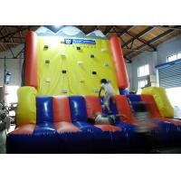 Wholesale Kids Outdoor Rocky Climbing Inflated Fun Games 10X10X10m Or Customized Size from china suppliers