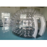 Wholesale Outdoor Camping Party Activity Clear PVC Inflatable Transparent Dome Tent With Doors from china suppliers