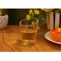 Wholesale Transparent Tall Shot Glass Customized 130Ml With Oblique Section from china suppliers