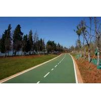 Wholesale Elastic EPDM Jogging Track Corrosion Resistant Recycled Clumb For Sidewalks from china suppliers