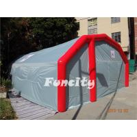 Wholesale 0.9mm Durable PVC Tarpaulin Temporary Inflatable Air Tent with 3 Years Warranty from china suppliers