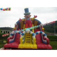 Wholesale Outside Inflatable Commercial Inflatable Slide 8.5L x 5W x 6.5H Meter for Children, Adults from china suppliers