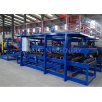 Wholesale PPGI Coil Steel Roll Forming Machine , Electrical Roof Tile Roll Forming Machine from china suppliers