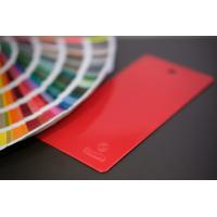 Wholesale Eco Friendly Wrinkle Red Powder Coat , Matt Gloss Epoxy Polyester Powder Coating from china suppliers