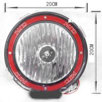 Wholesale Automobiles / Motorcycles 18w LED Vehicle Work Light DC 10 - 30V For 4x4 Offroad from china suppliers