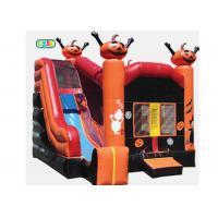 Wholesale Cool Playhouse Inflatable Bounce House Combo Castle With Slide For Kids And Adult from china suppliers