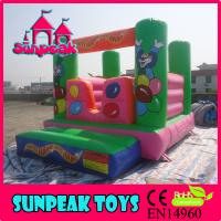 Wholesale BO-213 2015 Hot Commercial Inflatable Bouncer For Sale from china suppliers