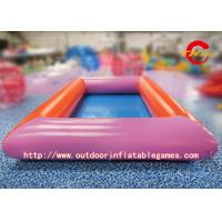 Wholesale Inflatable Swimming Pools For Kids / Inflatable Water Toys For Adults from china suppliers