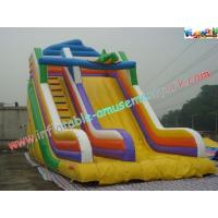 Wholesale Customized Commercial Inflatable Water , Giant Inflatable Jumper Slide Toys from china suppliers