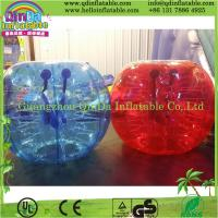 Wholesale Inflatable Bubble Soccer Bumper Football Zorb Ball from china suppliers