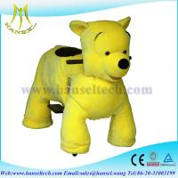Wholesale Hansel 2015 High popularity big battery operated ride animals,stuffed animal riding from china suppliers