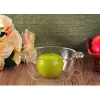 Wholesale Clear Glass Tableware Glass Baked Bowl Set With Lid Used for Oven Baking from china suppliers