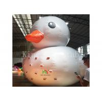 Wholesale 0.9 Mm Plato PVC Big Inflatable Water Toys / Floating Blow Up Duck For Pool from china suppliers