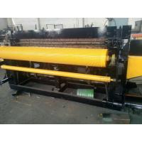 Full Automatic Coil Wire Mesh Welding Machine 1mm - 2.5mm Wire Diameter For Coil Mesh