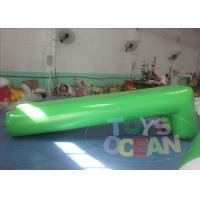 Wholesale 0.9mm PVC Tarpaulin  Inflatable Water Game Toy  Water Slide For Pool from china suppliers