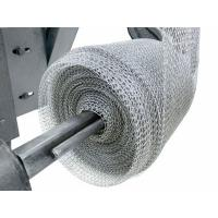 Wholesale Exhaust Systems Stainless Steel Knitted Wire Mesh Liquid Gas Filter 0.08-0.55mm Wire from china suppliers