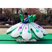 Wholesale Beautiful Flower Skirts Inflatable Customes for Christmas, Halloween Events from china suppliers