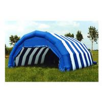 Quality Customized Light Waterproof Material Inflatable Cube Tent With Excellent Design for sale