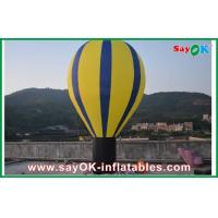 Wholesale Logo Printing Inflatable Parachute Oxford Cloth for Advertising Campaign from china suppliers