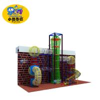 Wholesale Adventure Kids Outdoor Play Equipment , Commercial Playground Equipment from china suppliers