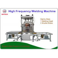 Wholesale TPU Gantry Welding Machine , High Frequency Welding Machine With Shuttle Slides from china suppliers