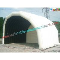 Quality Fire-retardant Inflatable Party Tent , Outdoor Inflatable Event Stage Cover for sale