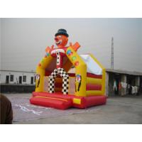 Wholesale Funny Giant Inflatable Bounce House Inflatable Jumping Castle Fire Resistance from china suppliers