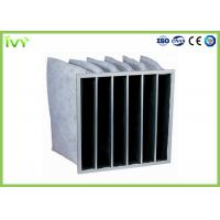 Wholesale Active Carbon Bag Air Filters 80% - 99% Average Arrestance EN779 Standard from china suppliers