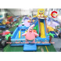Wholesale Large Inflatable Bouncer House Kids Jumping Mini Trampoline Castle from china suppliers