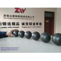 Wholesale Cast iron and forged Grinding Steel balls from china suppliers