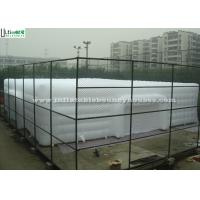 Wholesale 20 By 20 Meter Large Inflatable Cube Tent For Outdoor Party Or Wedding Use from china suppliers