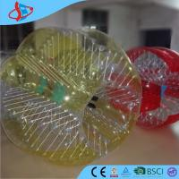 China Business Giant Human Hamster Ball / Inflatable Water Walking Ball on sale