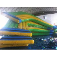 Buy cheap 0.9mm PVC Tarpaulin Inflatable Water Game for water sport game from wholesalers