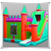Wholesale Inflatable Bouncy Castle Amusement Park with Obstacle Toy (CY-M2070) from china suppliers