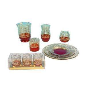 China Glass candle holder, candle holder,candle cup on sale